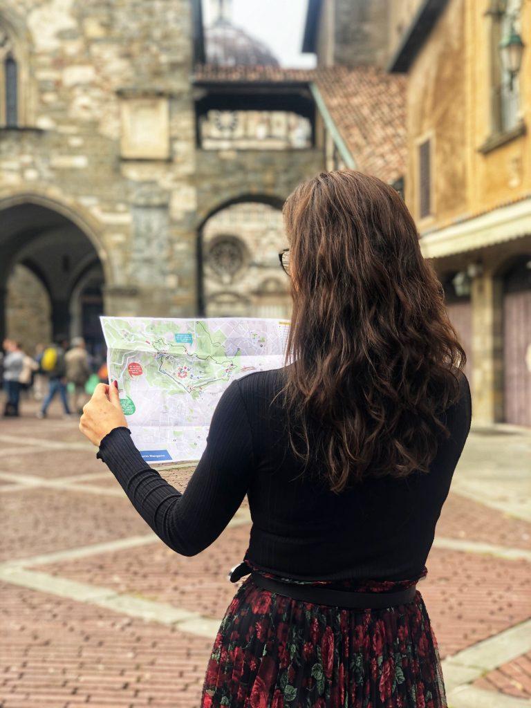 Bergamo la pas
